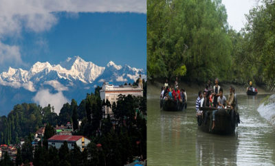 Honeymoon Places in West Bengal