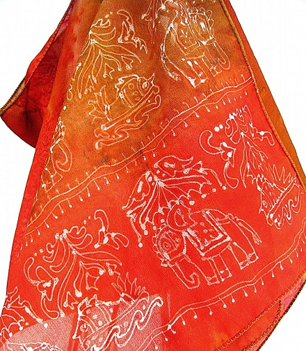 Traditional Indian Scarf