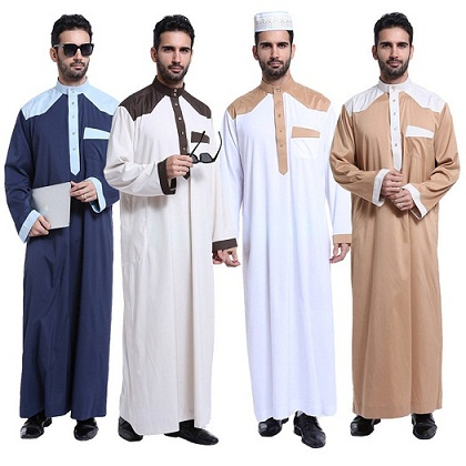 Traditional Hijab For Men
