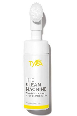 Tyra The Clean Machine Foaming Face Wash