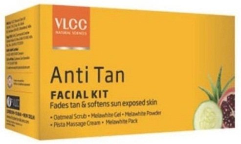 best facial tan