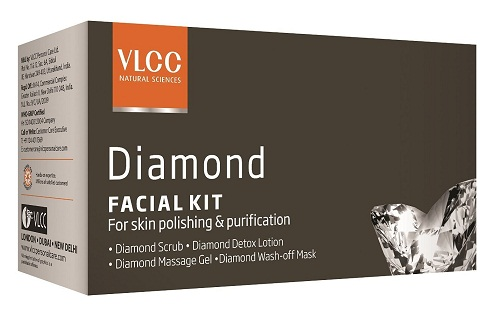 VLCC Natural Science Diamond Facial Kit