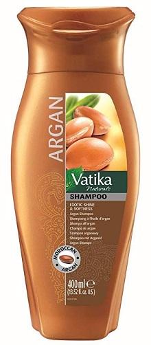 Vatika Naturals Argan Shampoo by Dabur