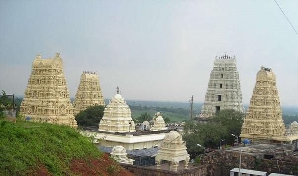 Venkateswara Swamy Temple Dwaraka Tirumala