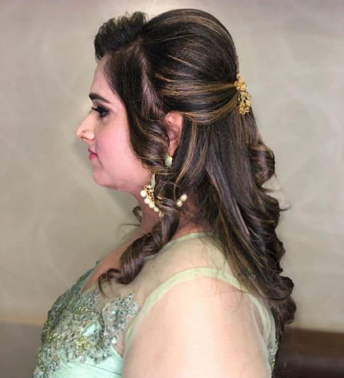 Wedding Hairstyles for Medium Hair 12