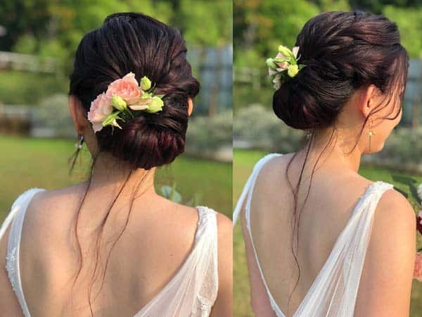 Wedding Hairstyles for Medium Hair 6(1)