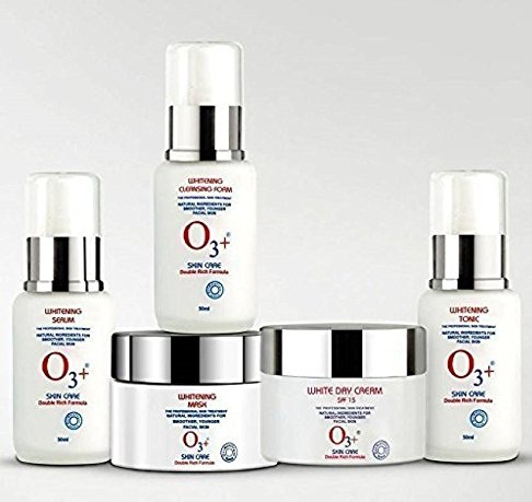 O3+ Whitening Facial Kit
