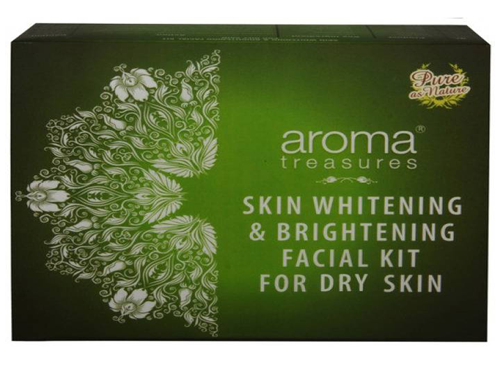 Whitening and Brightening Facial Kit by Aroma
