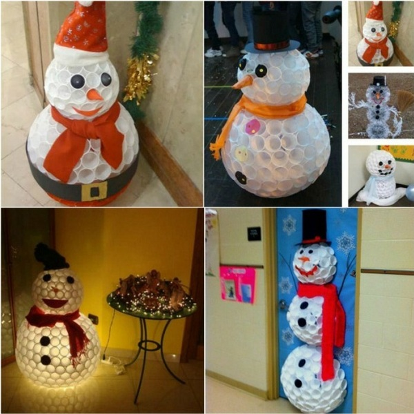 Winter Crafts For Kids and Preschoolers