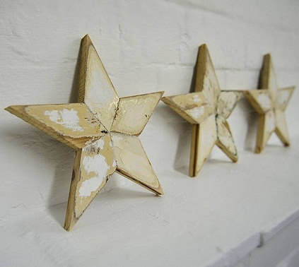 Wooden Star Craft