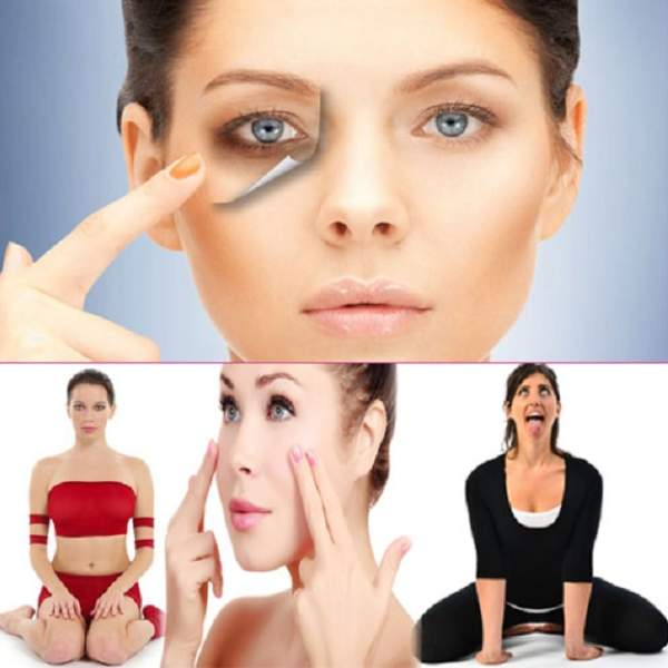 Yoga Asanas To Get Rid Of Dark Circles Under Eyes