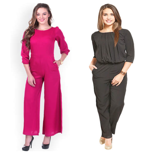 best jumpsuits with sleeves