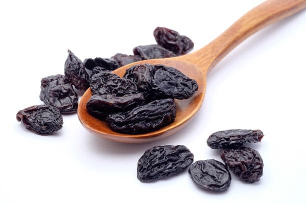 black raisins during pregnancy
