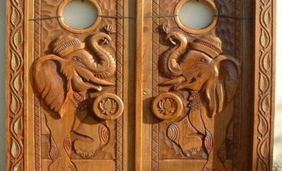 double door designs