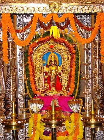 Mahalasa Narayani Temple Goa