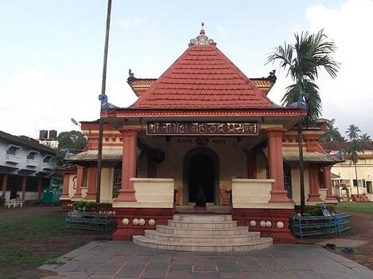 Nageshi Temple Goa