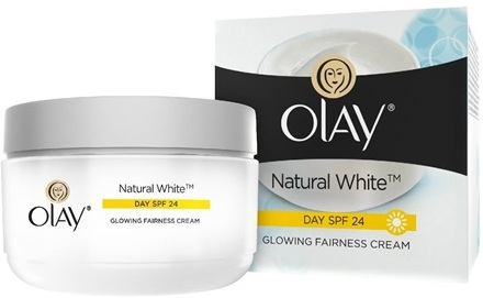 Olay Natural White Day Cream