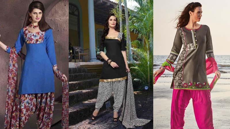 15 Best Designs Of Punjabi Kurti For Ladies In 2019 Styles At Life