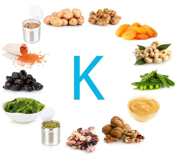 sources of vitamin k