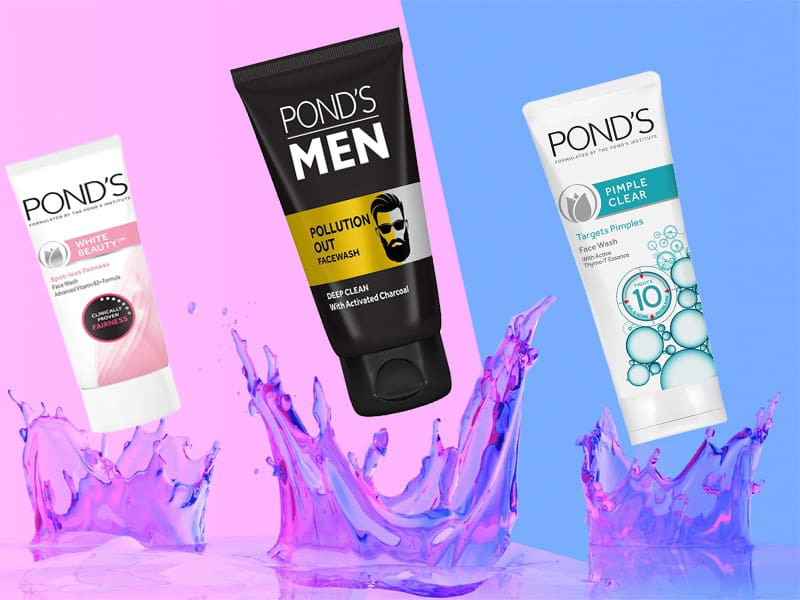 11 Best Ponds Face Washes Available In India 2020 Styles At Life