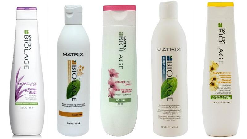 Biolage Shampoos