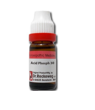 Acid Phos 30C For Grey Hair And Hair Fall