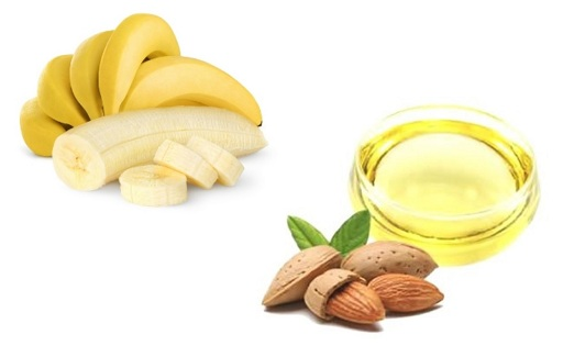 Almond and Banana Face Mask