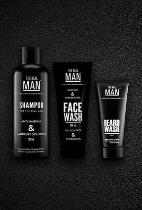 Anti-Hair Fall Beard Shampoo
