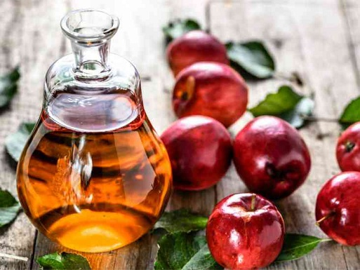 Apple Cider Vinegar for Pimples On Chin