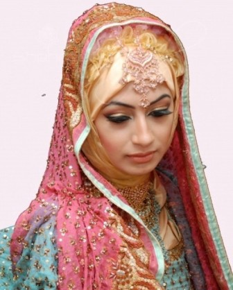 Arabic Wedding Hijab