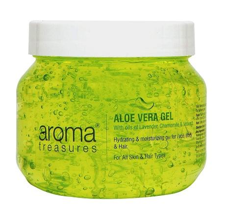 Aroma Treasures Aloe Vera Gel