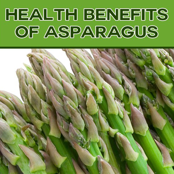 Asparagus - Benefits For Health
