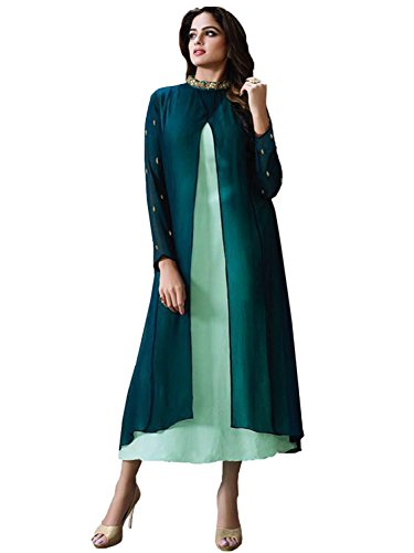 Attached Jacket Kurta