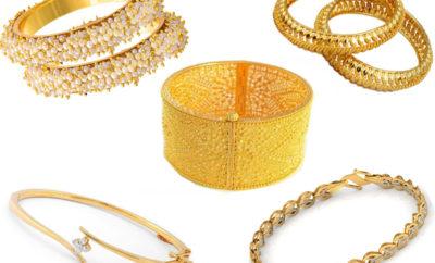30 Gram Gold Bangles