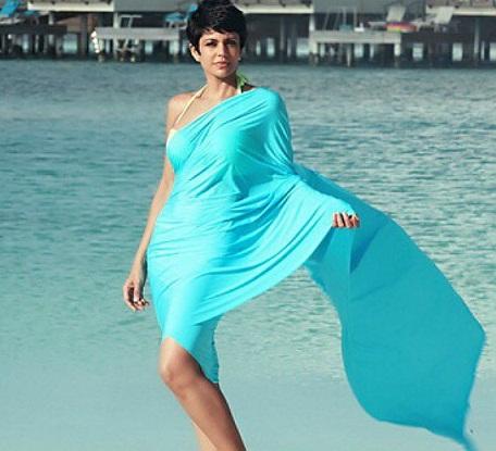 Beach Sarong Saree