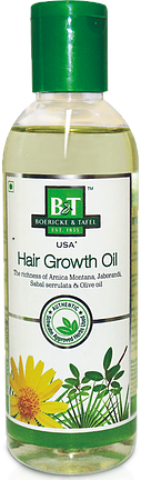 B&T Hemeopathic Hairgrowth Oil