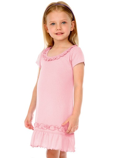 e7cedebd One dress in pink is must have for girl. Pink represents vitality and it  says summer like nothing else. Wear pink with short sleeves with bottom or  pants in ...