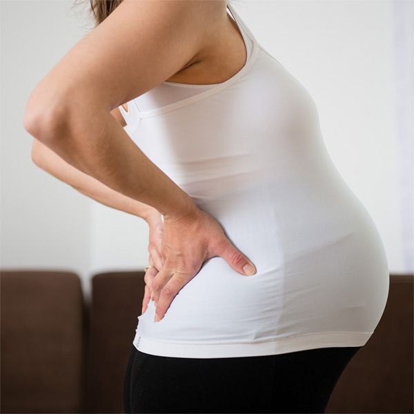 upper back pain during pregnancy