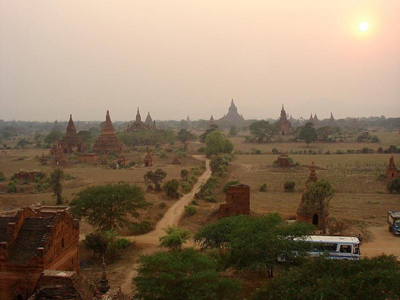 myanmar tourist places