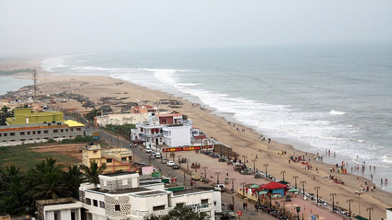 Beaches in Orissa