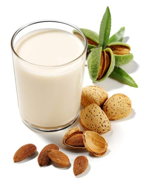 benefits of almond milk for skin, hair and health