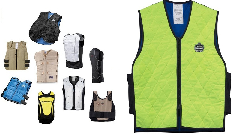 Best Lightweight Body Cooling Vests for Summer