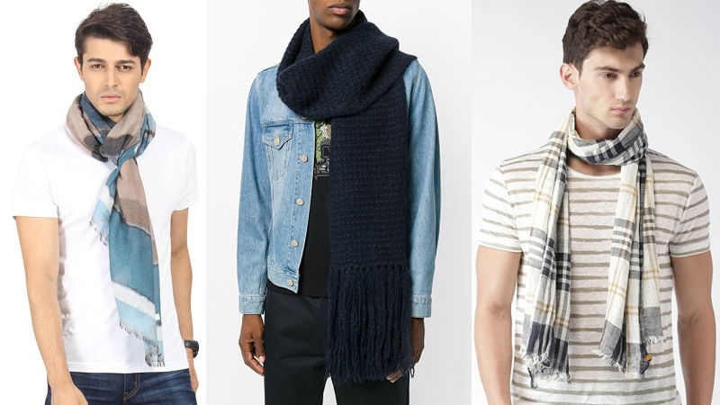 Best Men's Scarf Collection In Trendy Styles