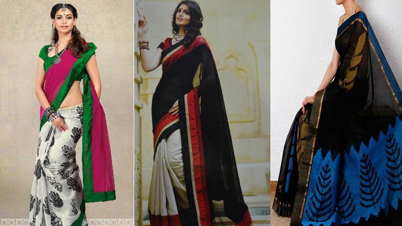 Best Silk Cotton Sarees With Pictures