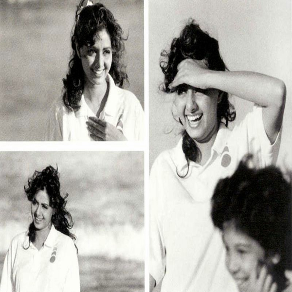 Sridevi Without Makeup Photos