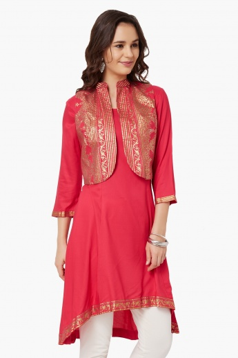 Biba Kurtis with Jacket