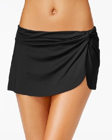 Black Sarong Skirt