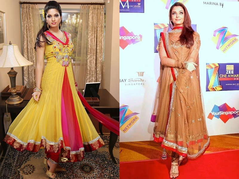 Bollywood Salwar Suit Designs for Girls