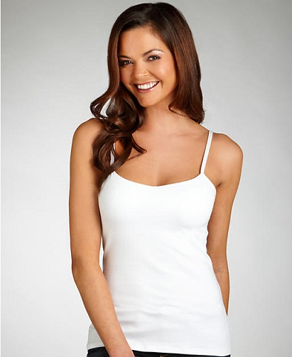 252081c4f3b73 This comfy camisole has a built-in underwire shelf bra. It has adjustable  stretch straps and it is made up of pure cotton. This is suitable for all  type of ...