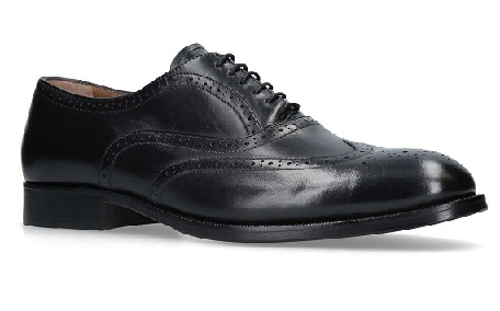 Branded Black Brogue